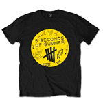 T-shirt 5 Seconds of Summer: Scribble Logo