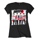 T-shirt 5 Seconds of SummerAlbum Cover 1'