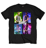 T-shirt 5 Seconds of Summer: Live in Colours