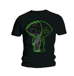 T-shirt Les Griffin: Stewie X-ray