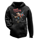 Sweat à Capuche Iron Maiden: The Trooper
