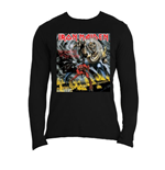 T-shirt Manches Longues Iron Maiden: NOTB