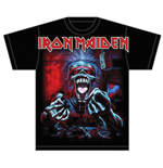T-shirt Iron Maiden: A Read Dead One