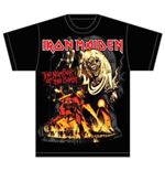 T-shirt Iron Maiden: Number of the Beast Graphic