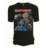 T-shirt Iron Maiden: Final Frontier Album