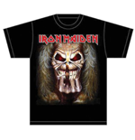 T-shirt Iron Maiden: Eddie Candle Finger