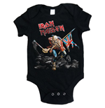 Barboteuse Iron Maiden: Trooper