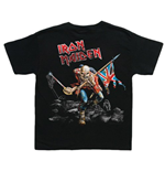 T-shirt Iron Maiden: Trooper pour Enfants