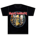 T-shirt Iron Maiden: Eddie Evolution