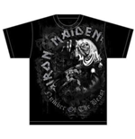 T-shirt Iron Maiden: NOTB Grey Tone