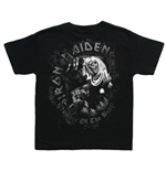 T-shirt Iron Maiden: Number of the Beast pour Enfants