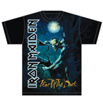 T-shirt Iron Maiden: Fear of the Dark Tree Sprite