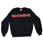 Sweatshirt Iron Maiden: Logo