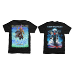 T-shirt Iron Maiden: Tour Trooper
