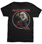 T-shirt Iron Maiden: Number of the Beast