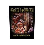 Patch Iron Maiden: Somewhere In Time