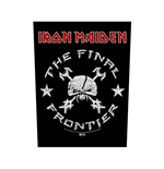Patch Iron Maiden: The Final Frontier Vintage Skull