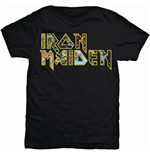 T-shirt Iron Maiden: Eddie Logo