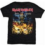 T-shirt Iron Maiden: Holy Smoke