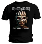 T-shirt Iron Maiden: Book of Souls