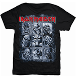 T-shirt Iron Maiden: Nine Eddies