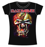 T-shirt Iron Maiden: Final Frontier