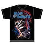 T-shirt Iron Maiden: Wildest Dream Vortex