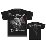 T-shirt Iron Maiden: Sketched Trooper
