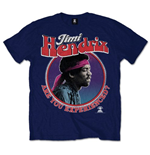 T-shirt Jimi Hendrix: Are You Experienced?