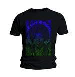 T-shirt Jimi Hendrix: Swirly Text