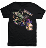 T-shirt Judas Priest: Painkiller Solo