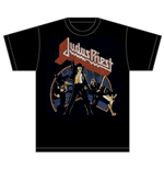T-shirt Judas Priest: Unleashed Version 2