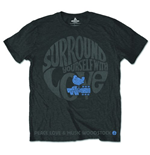 T-shirt Woodstock: Surround Yourself