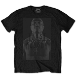 T-shirt Tupac: Trust no one