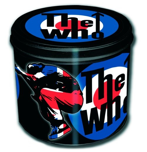 Coffret Cadeau The Who: Target