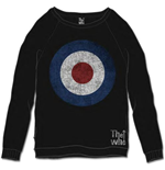 Sweatshirt The Who: Target Distressed