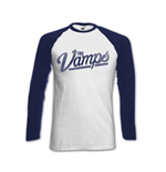 T-shirt Manches Longues Raglan The Vamps: Simpson