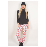 Leggings The Rolling Stones: Checker Tongue Repeat