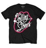 T-shirt The Rolling Stones: Neon Lips