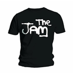 T-shirt The Jam: Spray Logo Black