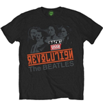 T-shirt The Beatles: Revolution - Back in the USSR