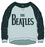 Sweatshirt The Beatles: Drop T Logo