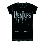 T-shirt The Beatles: Let it be Studio