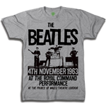T-shirt Beatles: Prince of Wales Theatre