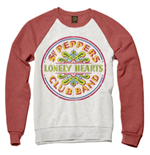 Sweatshirt Beatles Pepper Drum