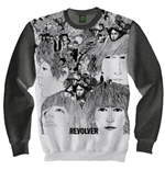 Sweatshirt The Beatles: Revolver