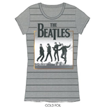 T-shirt The Beatles: Leaping
