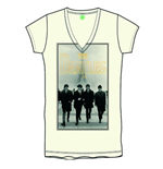 T-shirt The Beatles: Eiffel Tower