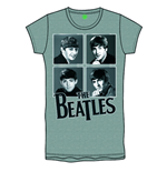 T-shirt The Beatles: Framed Faces