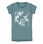 T-shirt The Beatles en Strass: Let it Be